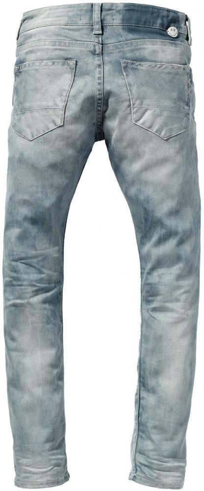 Scotch Shrunk skinny Jeans TIGGER graublauer Stretchdenim   Scotch ... f25944bcb3