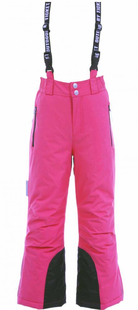 beste Schuhe gut aussehend populäres Design Ticket to Heaven Skihose MUDREY in pink wasserdicht ...