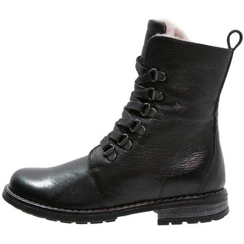 froddo coole schwarze stiefel ankle boot mit echt. Black Bedroom Furniture Sets. Home Design Ideas