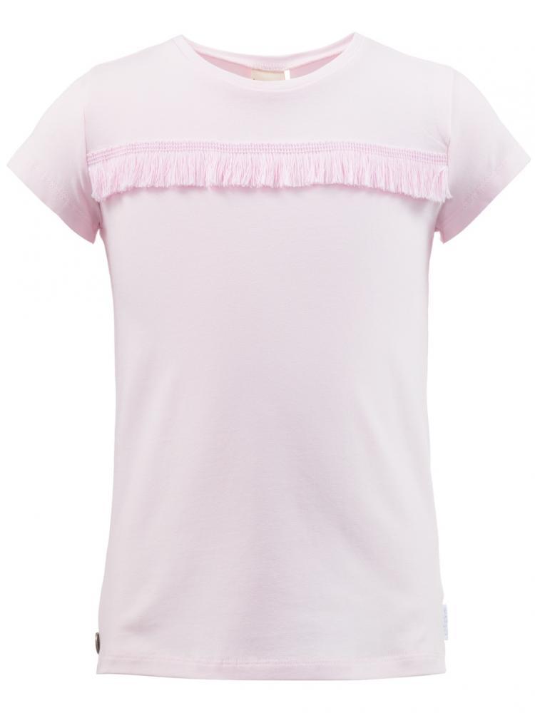 jottum rosa shirt neri mit fransen jottum cinderella kindermoden. Black Bedroom Furniture Sets. Home Design Ideas