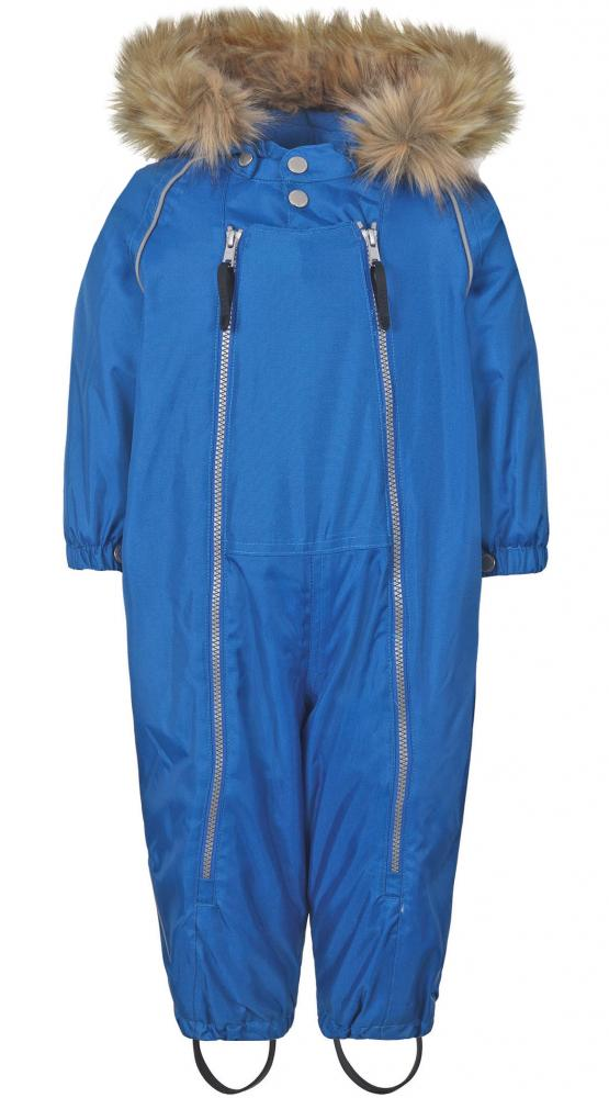 TICKET TO HEAVEN Schneeoverall Baggie m. abnehmbarer Kapuze, blau