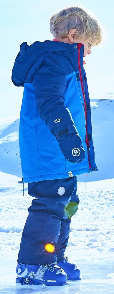 Preis Sonderverkäufe am besten bewerteten neuesten Color Kids Schneehose Ski Hose SALIX in estate blue ...